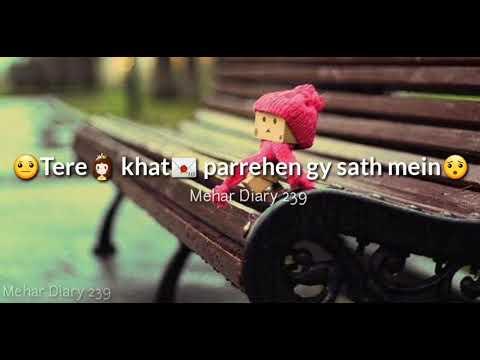 Zindagi Kuch To Bata | Whatsapp Status | Jubin Nautiyal | Mehar Diary 239