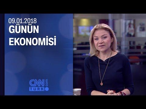 Günün Ekonomisi 09.01.2018 Salı