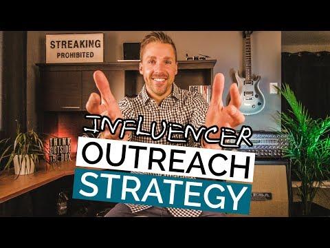 Influencer Marketing Outreach Strategy