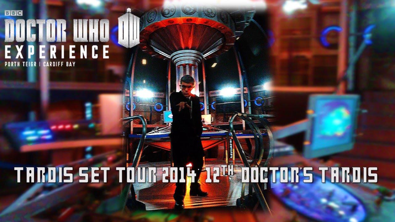 Doctor Who 12th Doctor Tardis 12th Doctor's Tardis
