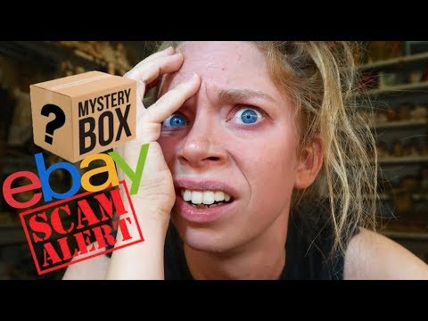 EBAY 90s Mystery Box SCAM - Worst Mystery Unboxing Update