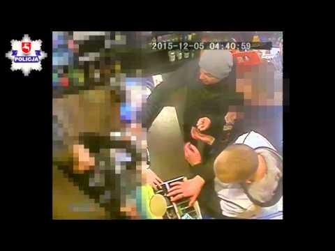 Pobicie- policja szuka sprawców