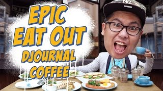 Epic Eat Out #12: Brew Some Good Coffee at Djournal | PUTRA SIGAR