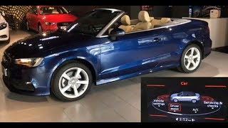 Audi A3 Convertible | Features | Review | Price