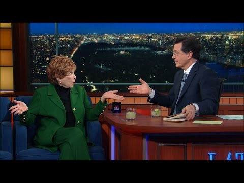 Stephen Makes Shirley MacLaine A Cocktail
