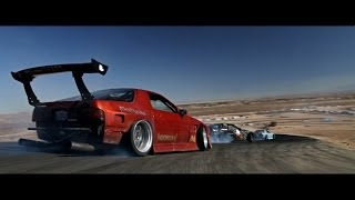 Just Drift - ASB 13/Toy Drive