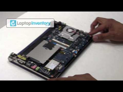 Samsung Laptop Repair Fix Disassembly Tutorial   Notebook Take Apart. Remove & Install