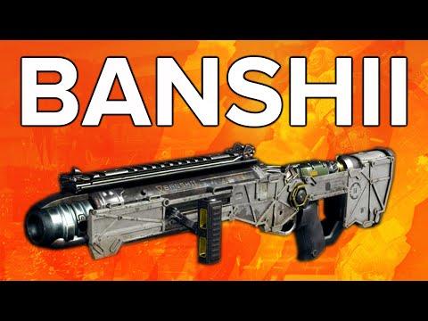 Black Ops 3 In Depth: Banshii Energy Shotgun