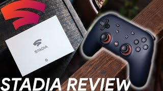 Google Stadia review! This is the future of gaming (if you have a high data cap)