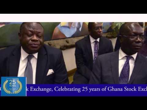 Ghana Stock Exchange 25th Anniversary