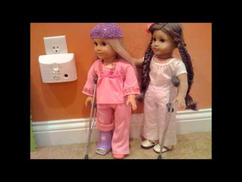 American Girl Doll hospital