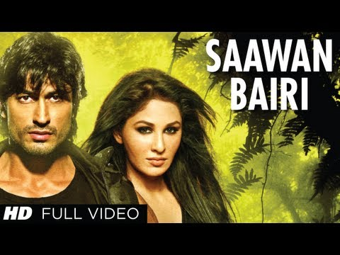 Saawan Bairi Commando Full Video Song | Vidyut Jamwal, Pooja Chopra