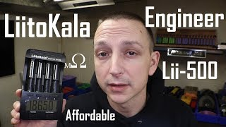 LiitoKala Engineer Lii-500 Lithium Battery Charger!!