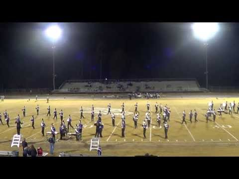 "Northern Guilford High School Marching Band: ""The Music of James Bond"" (Skyfall) 11/1/13"