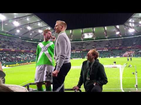 VfL Wolfsburg - Oho Kevin De Bruyne!