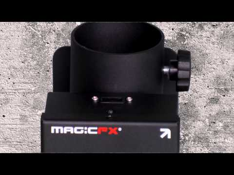 MagicFX Power Shot professional confetti machine