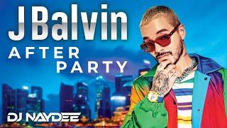 Download lagu J Balvin Reggaeton Mix 2020, 2019, 2018 - Best Of J Balvin After Party - DJ Naydee