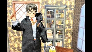 LOOK! New Release! Harry Potter Doll Mattel MAGICAL Unboxing