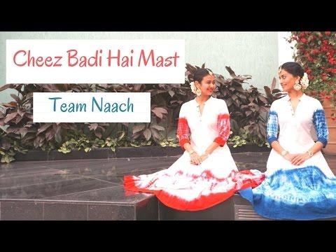 Tu Cheez Badi Hai Mast Mast | Machine | Bollywood | Team Naach Choreography