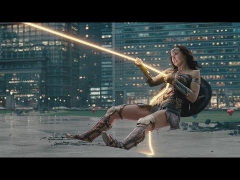 【木子】5分鍾看完美國科幻電影《正義聯盟》神奇女俠和誰在拔河?