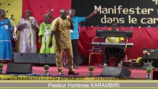 Download Lagu CISCA 2018 Pasteur Hortense KARAMBIRI Vendredi soir Gratis STAFABAND