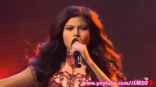 Marlisa Punzalan - Week 10 - Live Show 10 - The X Factor Australia 2014 Top 4 (Song 1 of 2)