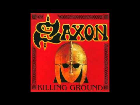 Saxon - Running For The Border