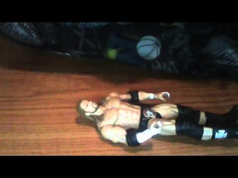 Bret Hart VS Triple H