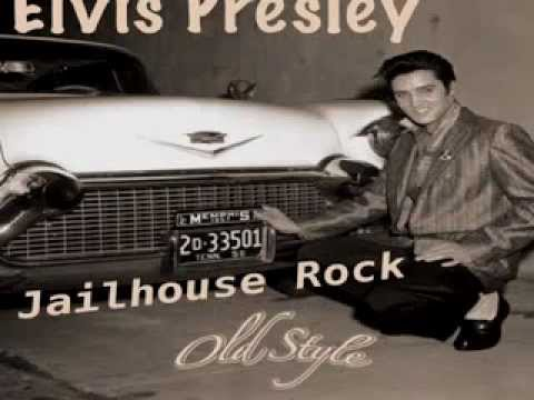 Jailhouse Rock Elvis Presley Rock - Rock 'n' Roll Elvis Video video