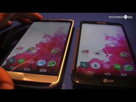 LG G2 VS LG G3 (Prueba de rendimiento)