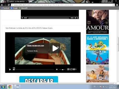 Ver Pelicula La Vida de Pi (Life of Pi) (2012) Online Gratis