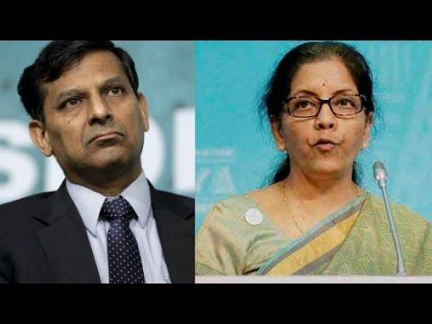 Nirmala Sitharaman on Raghuram Rajan & FDI Reforms