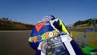 Valentino Rossi pole position lap Japan 2016 - on board view ᴴᴰ