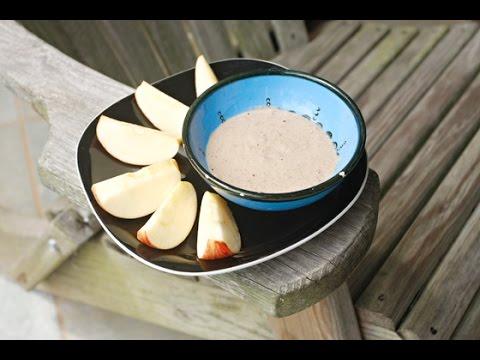 Vanilla Cinnamon Dip Recipe For Apples