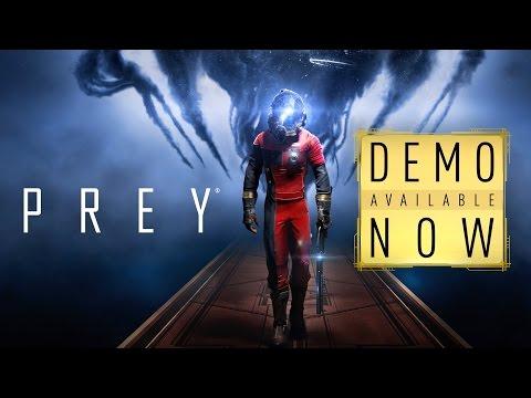 Prey - Free Demo Release Trailer