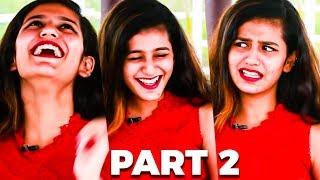 Kya Re...Setting uh?? - Priya Varrier performs Kaala Dialogue | Oru Adaar Love | US 206