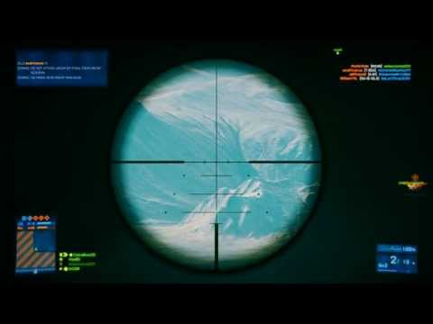 INCRIVEL, maior headshot já registrado na historia do bf3