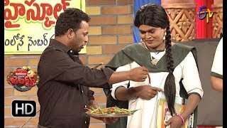 Kiraak RP Performance | Jabardasth | 6th December 2018 | ETV  Telugu