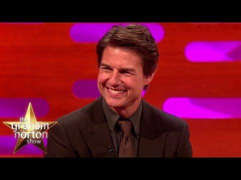 Emily Blunt (Almost) Kills Tom Cruise's Spirit - The Graham Norton Show