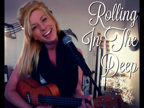 Rolling In The Deep  Adele  Ukulele