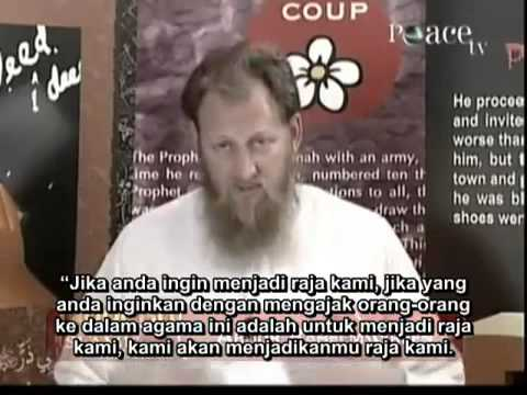 Life of the Prophet Muhammad PBUH by Abdur Raheem Green (Subtitle Indonesia)