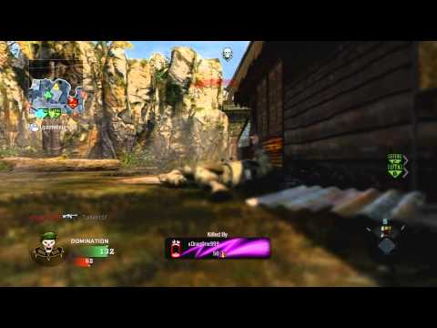 Call of Duty Black Ops Commentary Jungle Domination 31-8