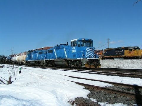 CP 430 departing North Bay and heads east for Mattawa, ON.