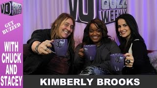 Voice of Ashley Williams in Mass Effect Kimberly Brooks EP 140