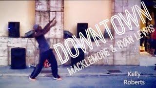 MACKLEMORE & RYAN LEWIS - DOWNTOWN Zumba choreography by Kelly Roberts @macklemore @ryanlewis
