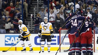 Blue Jackets stave off elimination with win over Penguins
