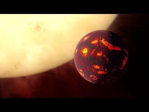 primera deteccion de la inhospita atmosfera de una supertierra