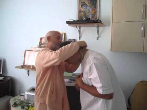 Харе Кришна. Харинама Инициация (Bhakti Yoga)