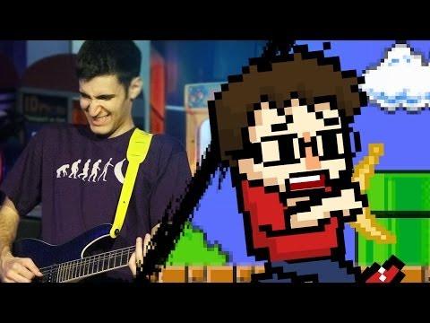 The GAG Quartet - 8-bit Anthem (VIDEO GAMES MEDLEY)