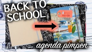 Pimp je agenda I BACK TO SCHOOL